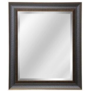 Bloomsbury Market Ogorman Framed Bevelled Accent Mirror