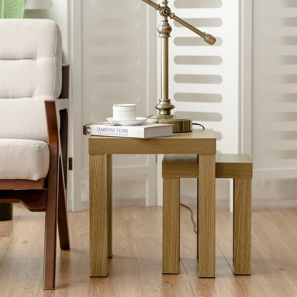 Zaiden 2 Nesting Table By Union Rustic
