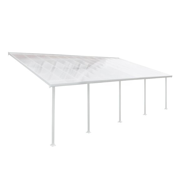 Feria™ 26 ft. W x 13 ft. D Patio Awning by Palram