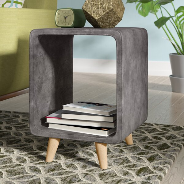 Gosnells End Table By Wrought Studio