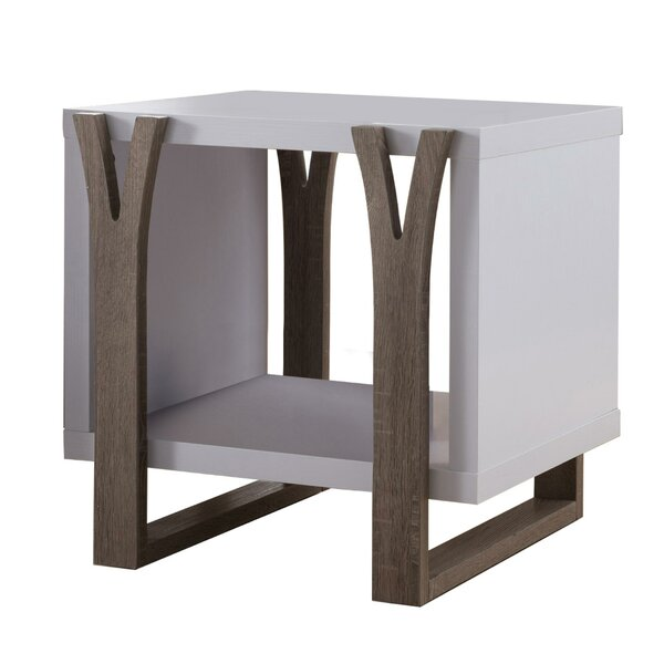 Kentwood End Table By Ivy Bronx