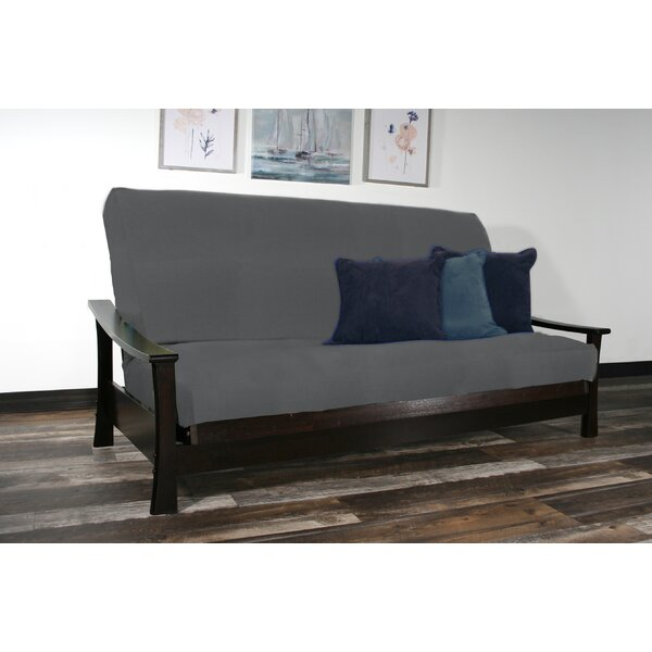 Fabrizia Futon and Mattress by Latitude Run
