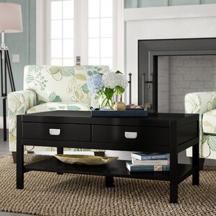 Antonina Coffee Table with Storage