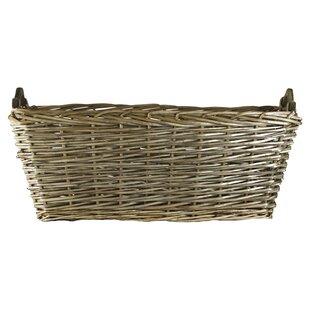 Large French Market Rectangle Basket