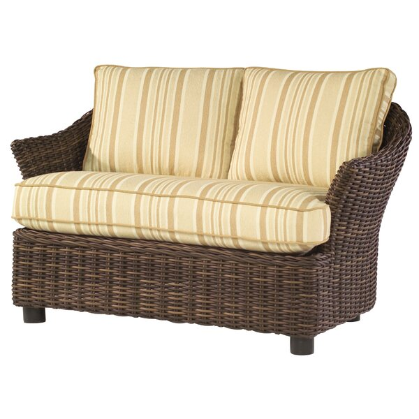 Sonoma Patio Chair with Cushions by Woodard