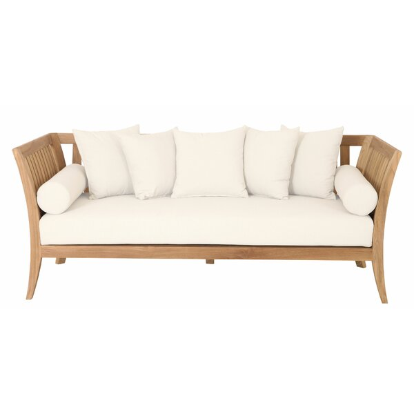Celia Deep Seating Daybed by Rosecliff Heights