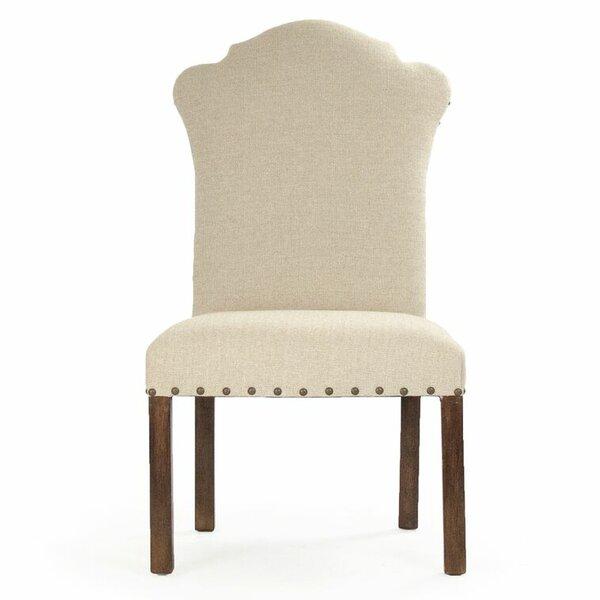 Dimitris Side Chair by Gracie Oaks