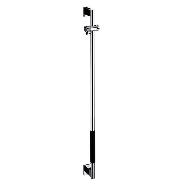 System Vertical Shower Holder Bar by WS Bath Collections