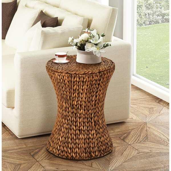 Nobles End Table by Beachcrest Home
