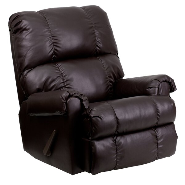 Beecher Manual Rocker Recliner by Red Barrel Studi
