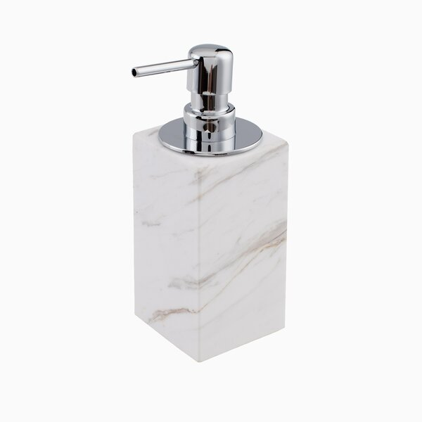 Karam Soap Dispenser with Pump by Wade Logan