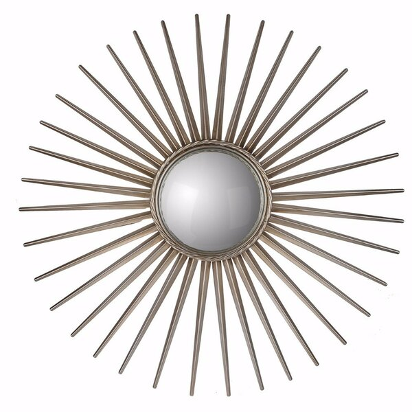 Piscitelli Enchanting Burst Accent Mirror by Brayden Studio