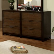 Clanton 6 Drawer Dresser by Hokku Designs