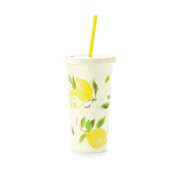 Insulated 20 oz. Acrylic Travel Tumblers by kate spade new york