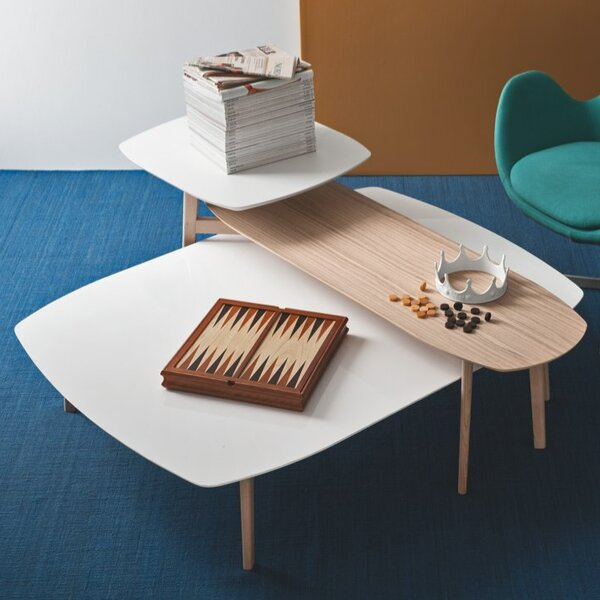Match Coffee Table by Calligaris Calligaris