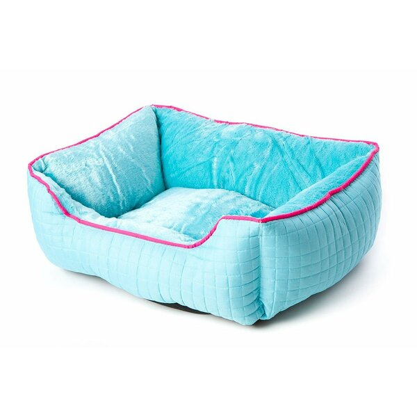 Katheryn Stratford Bolster Dog Bed by Tucker Murphy Pet