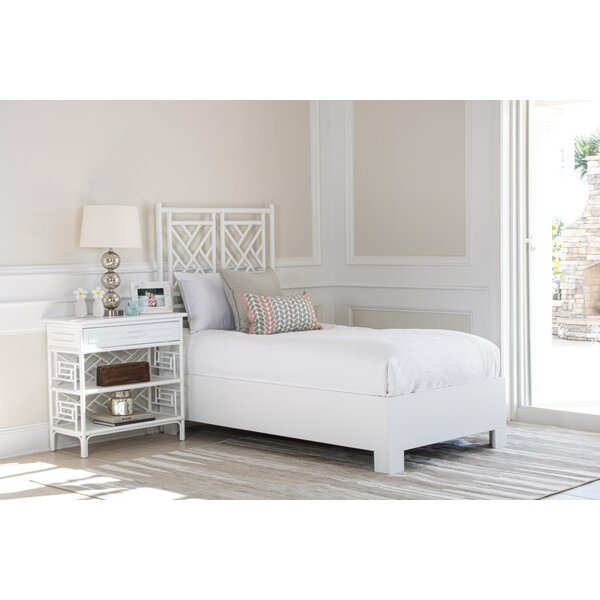 Chippendale Chinese Standard Bed by David Francis Furniture