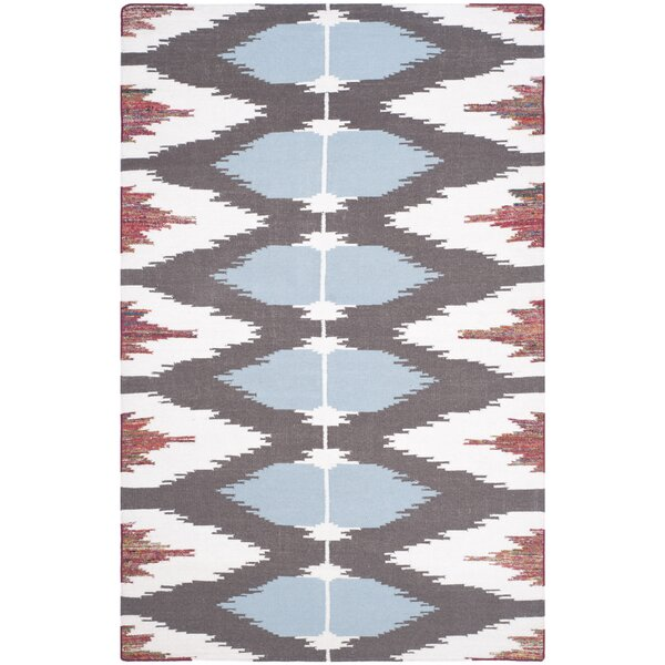 Dhurries Cotton Area Rug by Safavieh