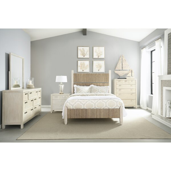 Graphite Panel Configurable Bedroom Set by Panama Jack Home