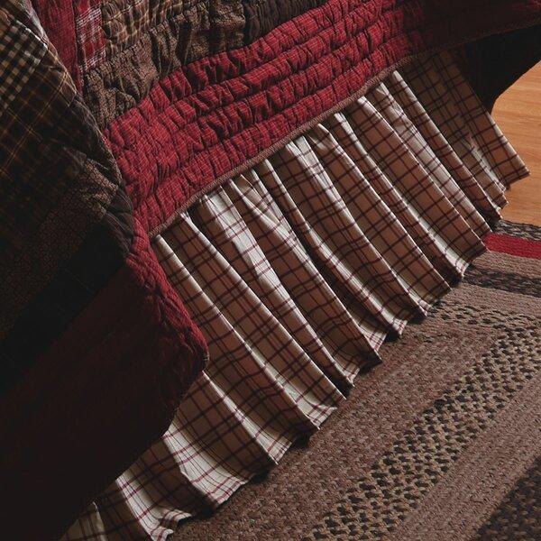 Alcantar Bed Skirt by Loon Peak