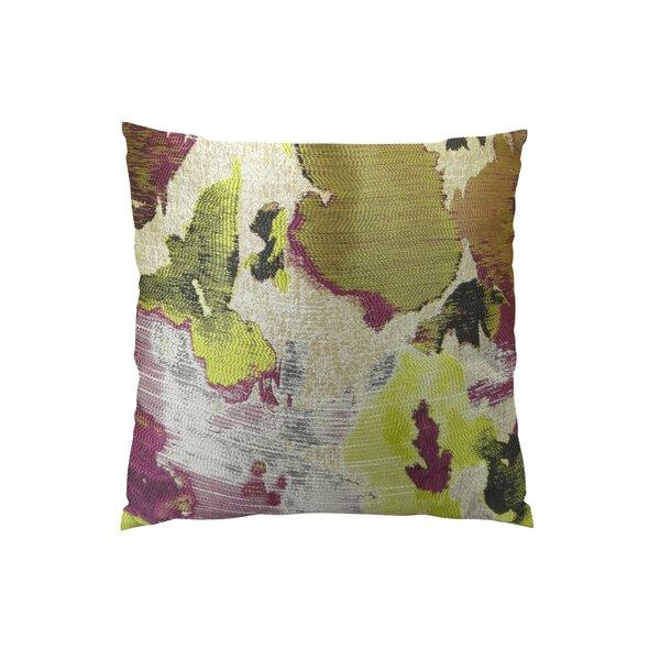 Tudor Berry Crush Handmade Throw Pillow by Plutus Brands