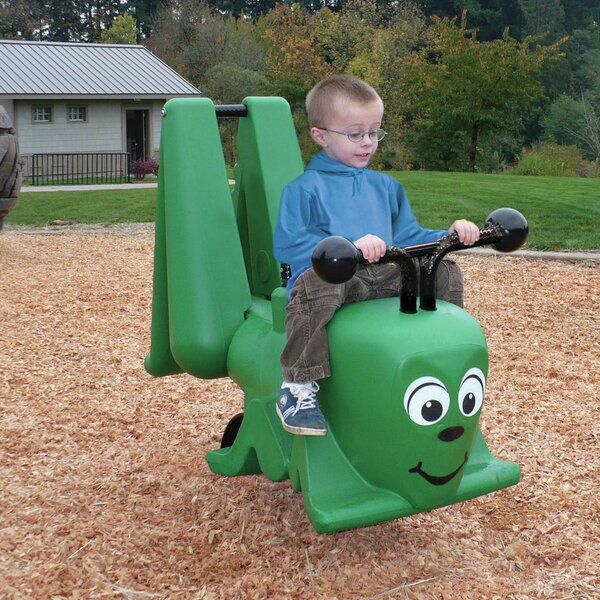 Gallagher Grasshopper C Spring Rider by Little Tikes Commercial