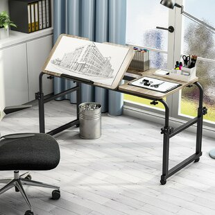 Dawna Overbed Drafting Table