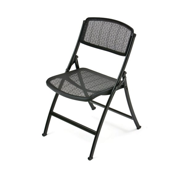 Fabric Folding Chair (Set of 4) by Mity Lite