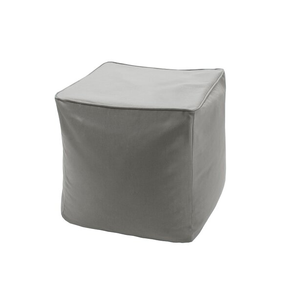 Azura Outdoor Ottoman by Bungalow Rose