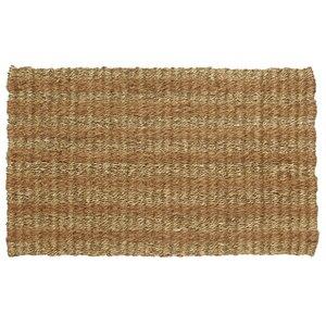 Seagrass Coir Stripe Doormat