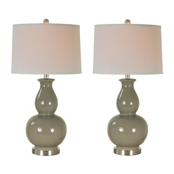 Petronia 28.5 Table Lamp (Set of 2) by Breakwater Bay