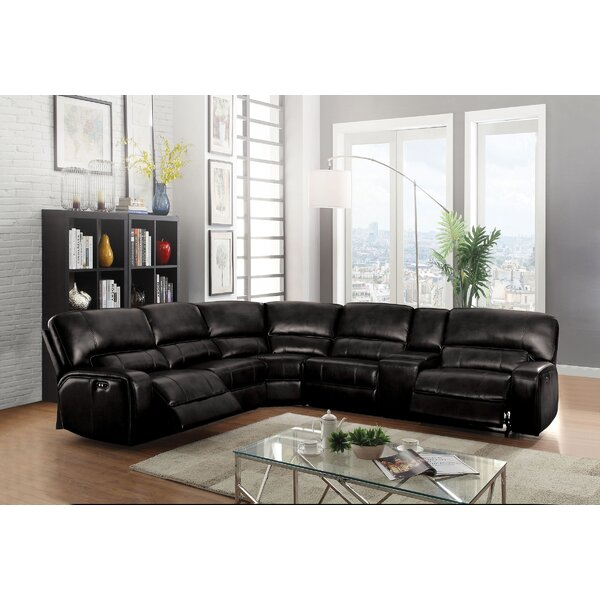 Broeckelmann Symmetrical Reclining Sectional by Latitude Run