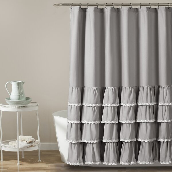 Urban Shower Curtain by Harriet Bee