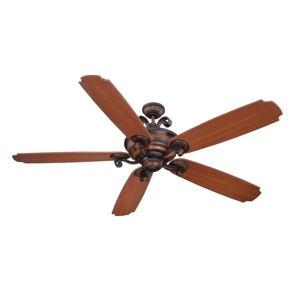 68 Kate 5-Blade Ceiling Fan by Fleur De Lis Living