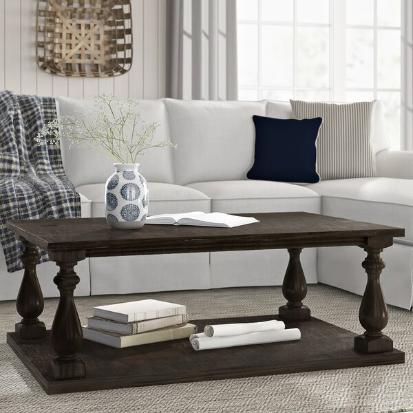 Calila Transitional Coffee Table by Canora Grey Canora Grey