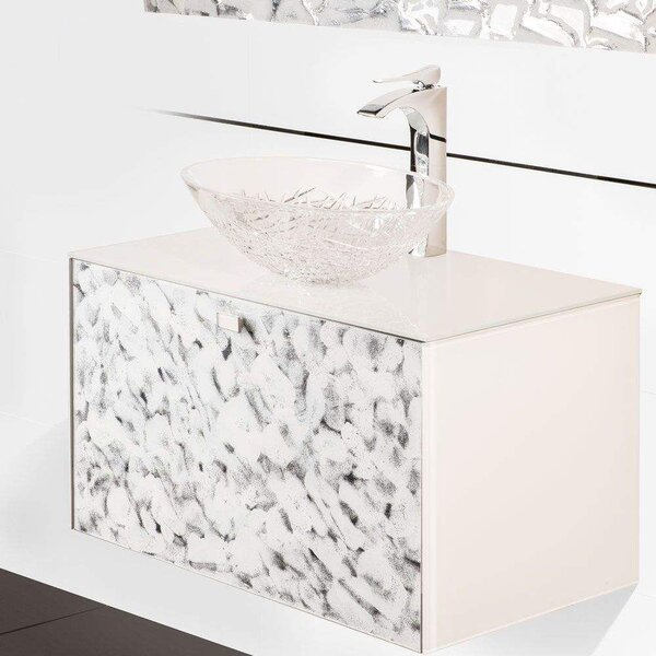 Aubuchon Luxury 32 Wall-Mounted Single Bathroom Vanity