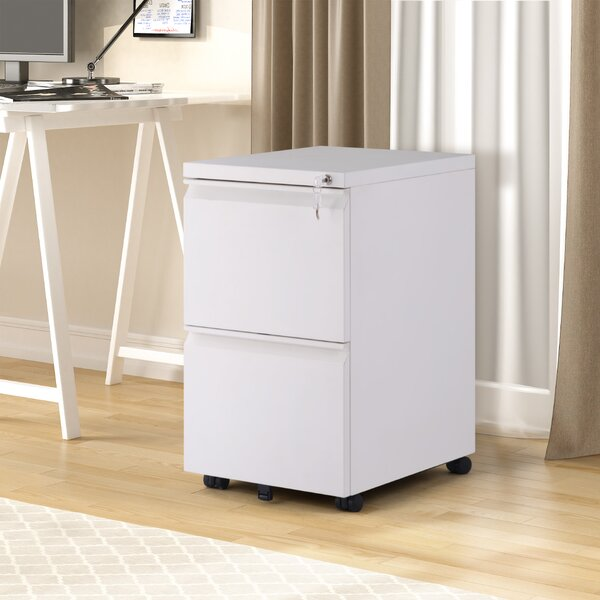 Peay 2-Drawer Vertical Filing Cabinet