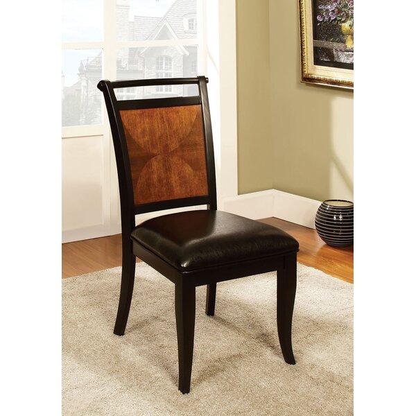 Almazan Upholstered Side Chair (Set of 2) by Bloomsbury Market Bloomsbury Market