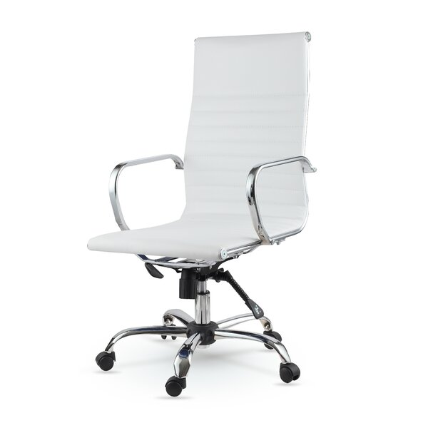 Cort High-Back Executive Chair by Mercury Row