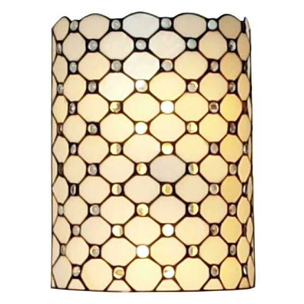 2-Light Wall Sconce by Amora Lighting