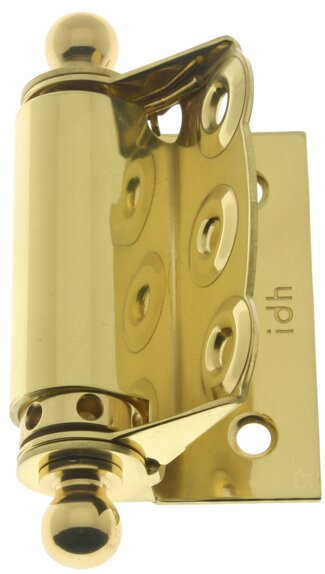 4 H x 4.5 W Spring Screen Pair Door Hinge (Set of 2) by idh by St. Simons