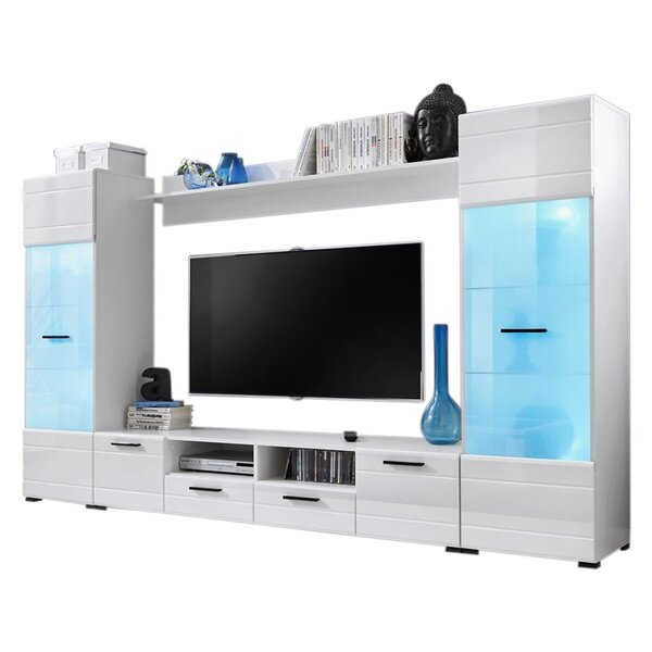 Pledger Entertainment Center by Latitude Run