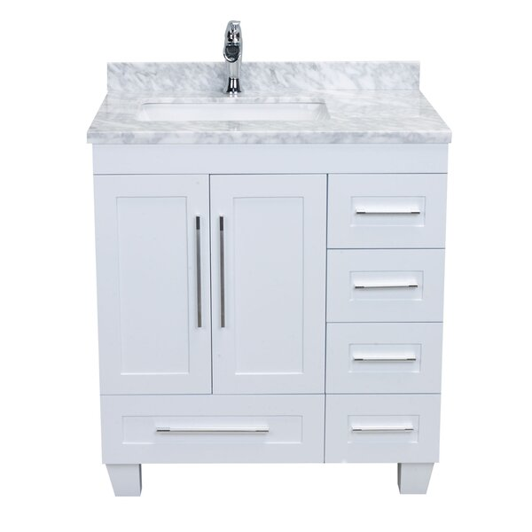 Kempst 31 Single Bathroom Vanity Set by Highland D