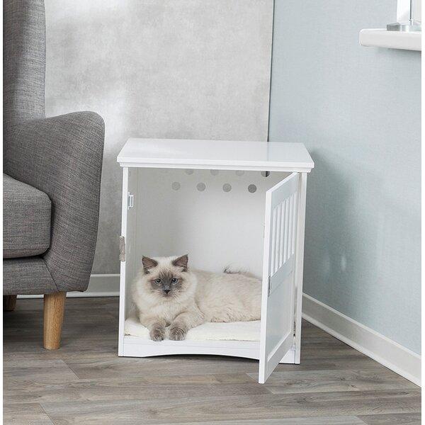 Greely Wooden Pet Crate by Tucker Murphy Pet