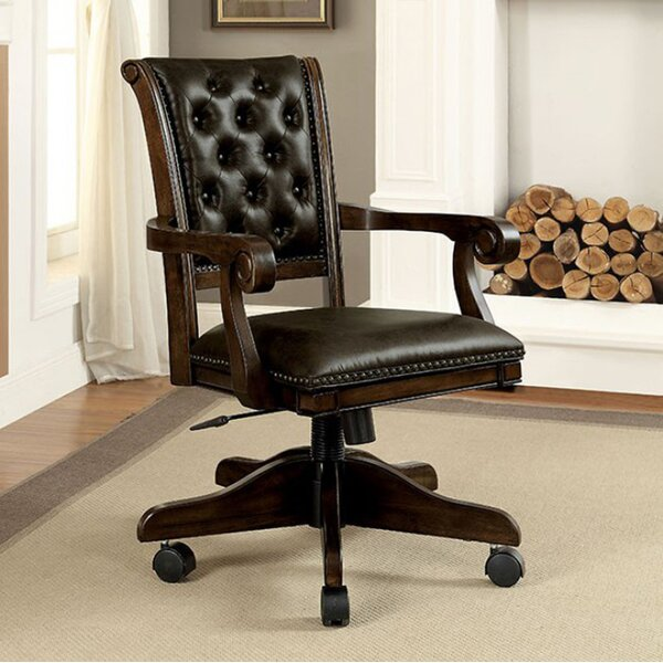 Blasa Contemporary Executive Chair by Darby Home Co