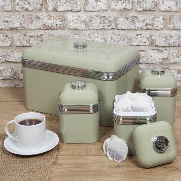 Sage Green Kitchen Storage Jars: Kitchen Storage & Organisation You'll Love