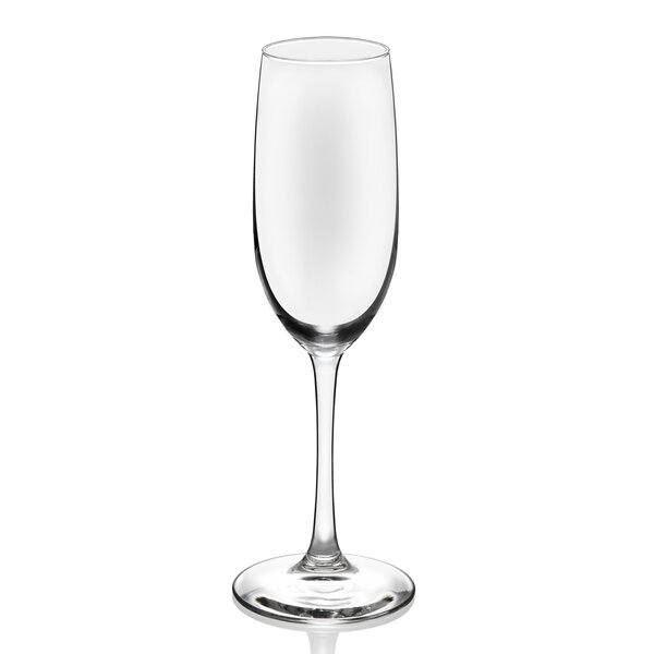 Midtown 8 oz. Champagne flute (Set of 4) by Libbey