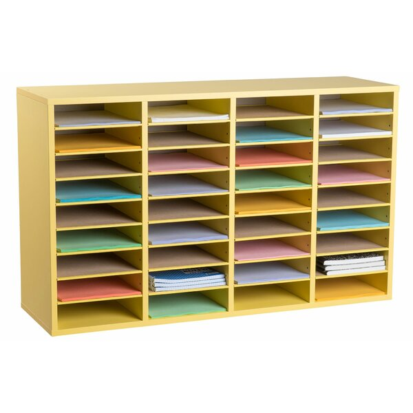 500 Series 36 Compartment Organizer By Adiroffice.