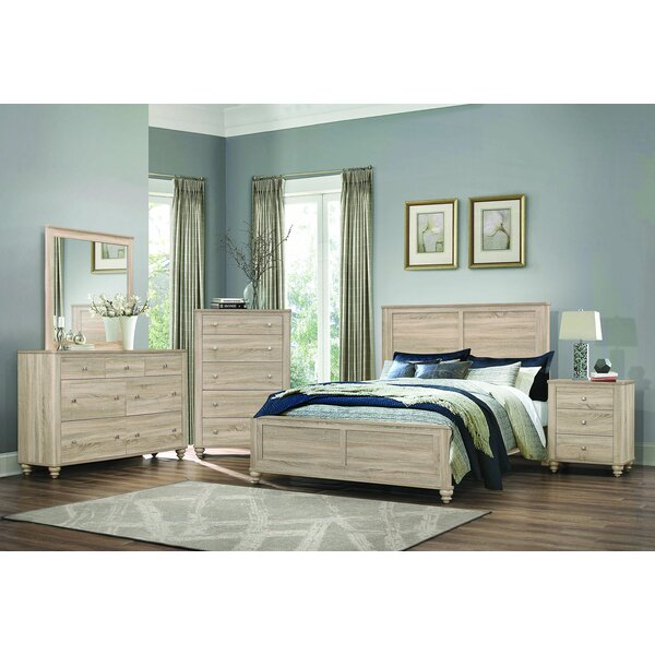 Naydine Platform Configurable Bedroom Set By August Grove by August Grove Read Reviews