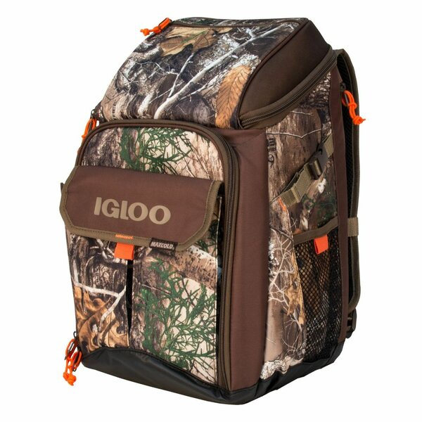 16 Qt. Realtree Gizmo Backpack Cooler by Igloo